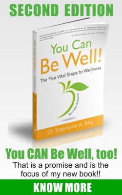 wellness book by Dr. Maj
