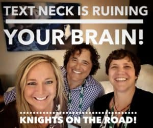 Text Neck is Ruining your BRAIN!