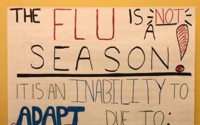 The Flu is NOT a Season!